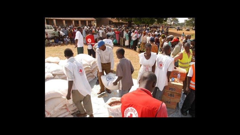 Congo, Croce rossa: 60mila rifugiati in Uganda dopo attacco ribelli