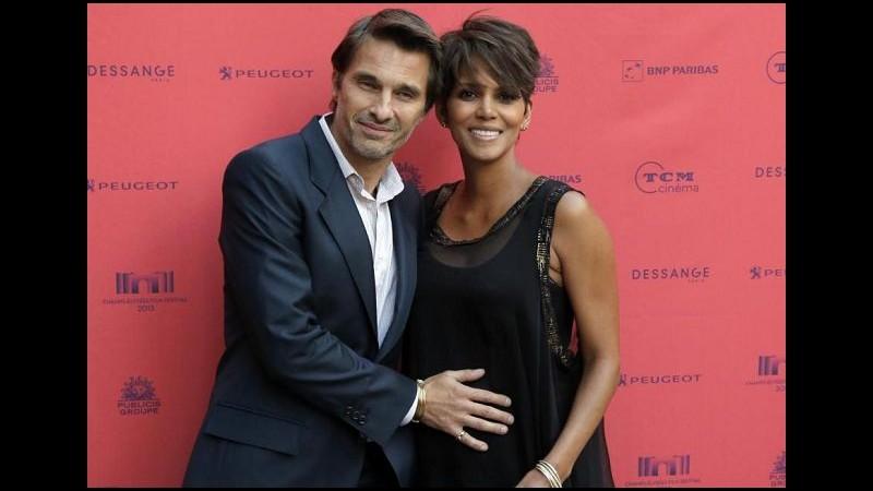 Halle Berry e Olivier Martinez sposi in Francia, per lei terza volta