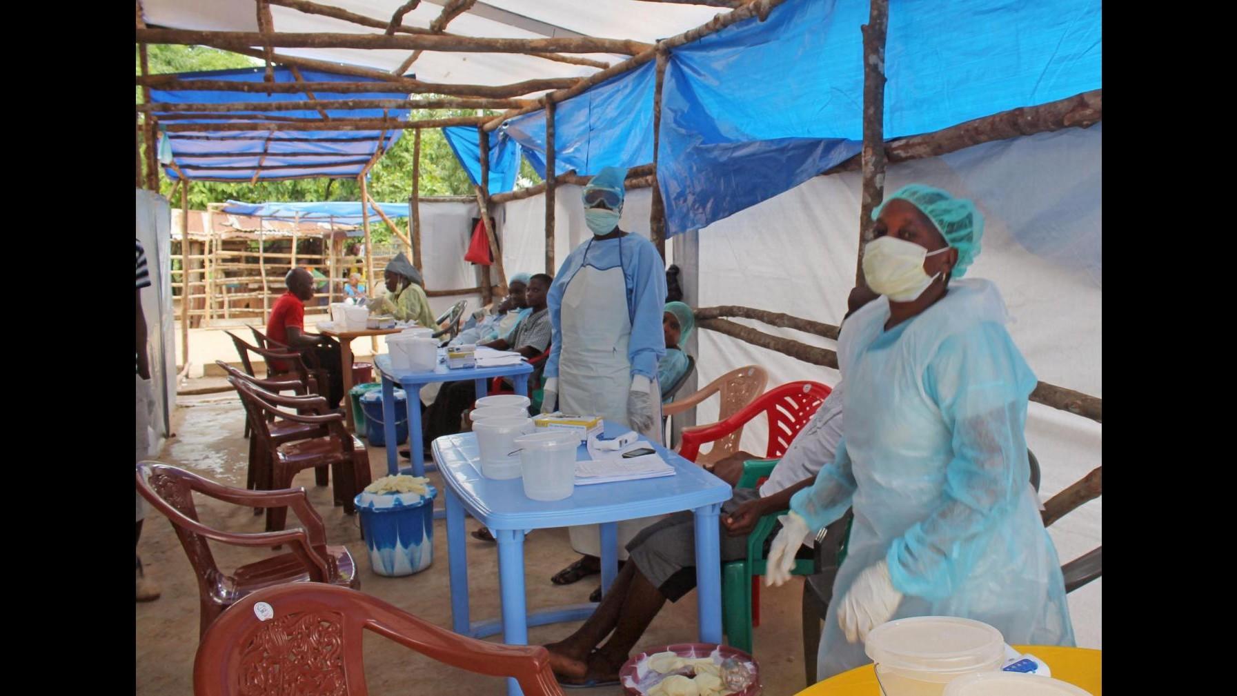 Ebola, sarà dimesso da ospedale medico Usa contagiato in Liberia