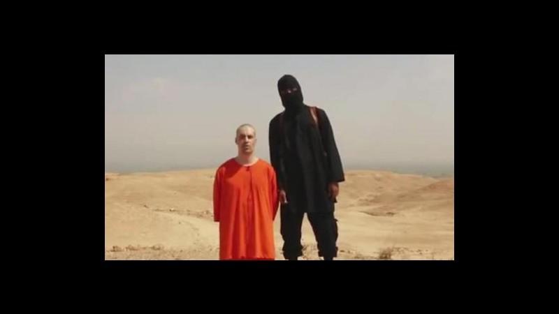 Iraq, il boia di Foley è a capo unità Isil di britannici in Siria