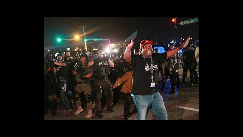 Usa, polizia spara ancora in Missouri: ucciso un 23enne nero