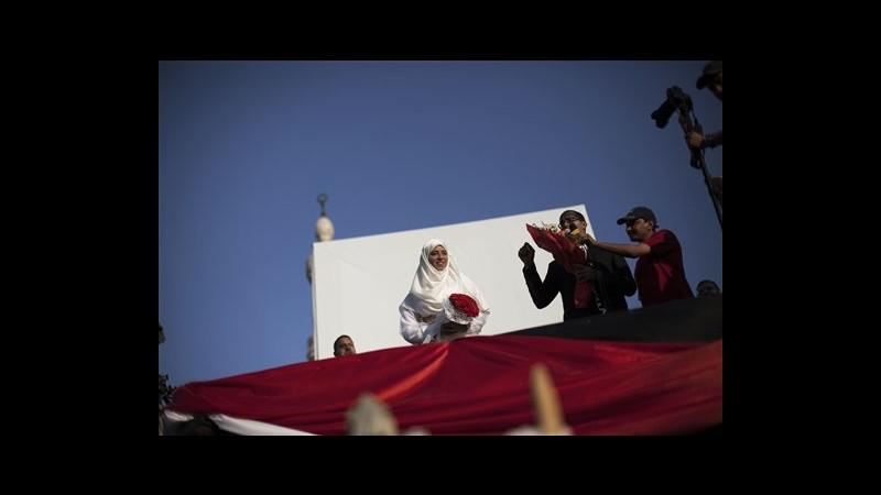 Egitto, slitta sgombero sit-in sostenitori Morsi. Prolungato fermo dell'ex presidente