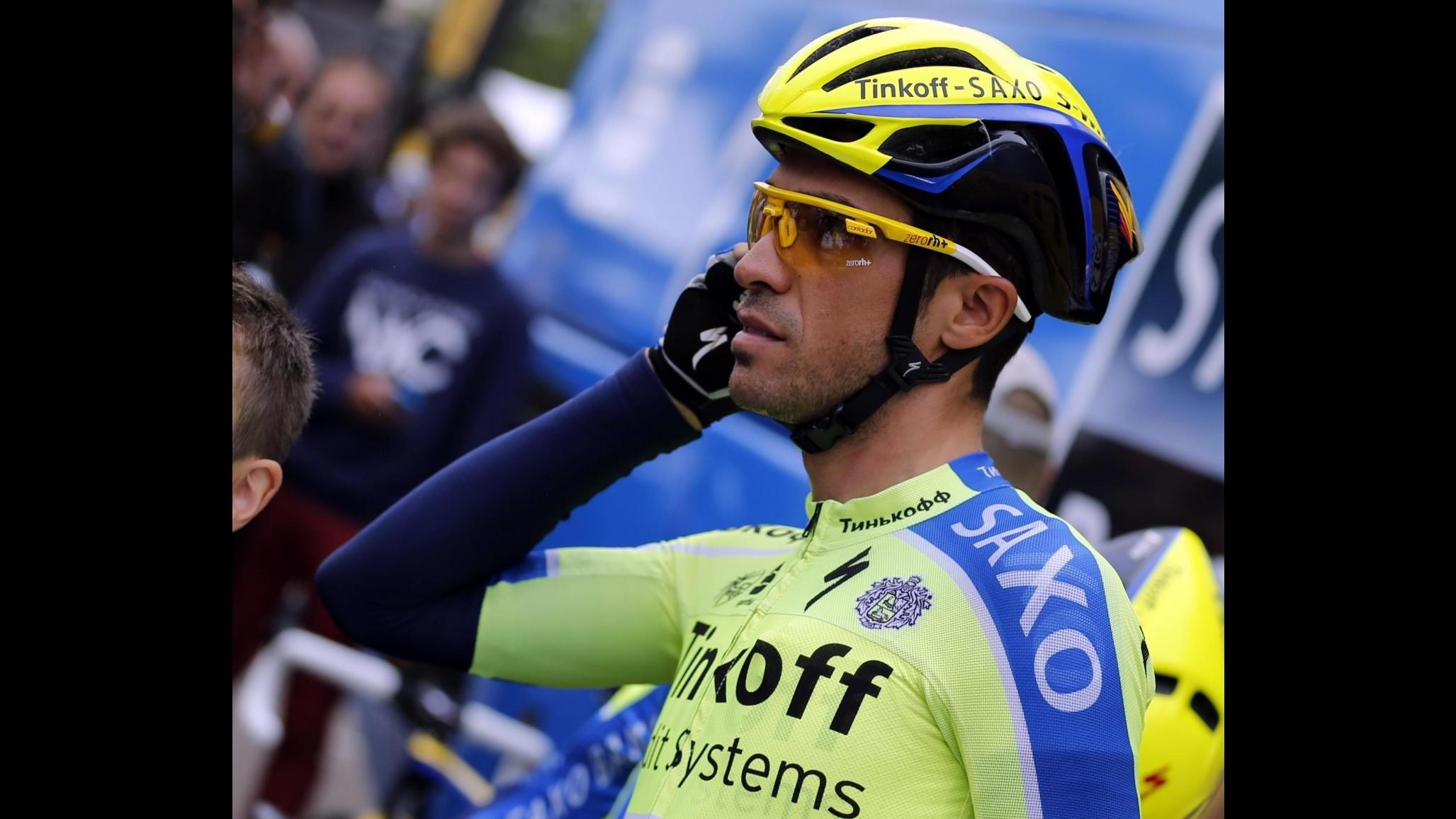 Ciclismo, Contador recupera: parteciperà alla Vuelta di Spagna