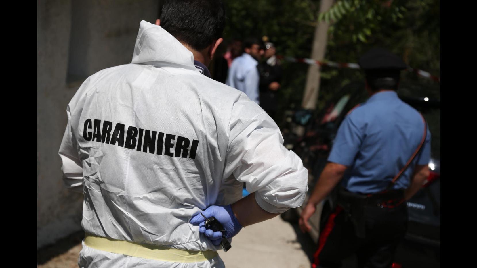 Lecce, coppia uccisa con 40 colpi piede di porco