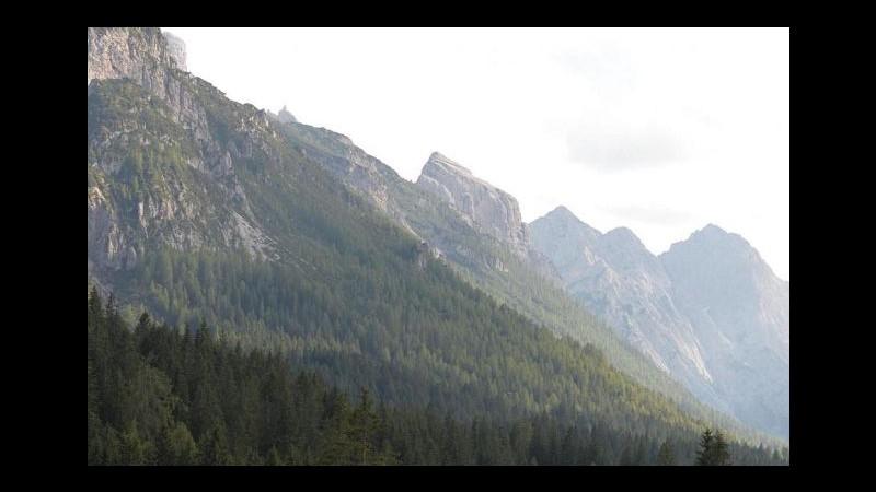 Sondrio, 4 escursionisti precipitati in canalone: tutti morti