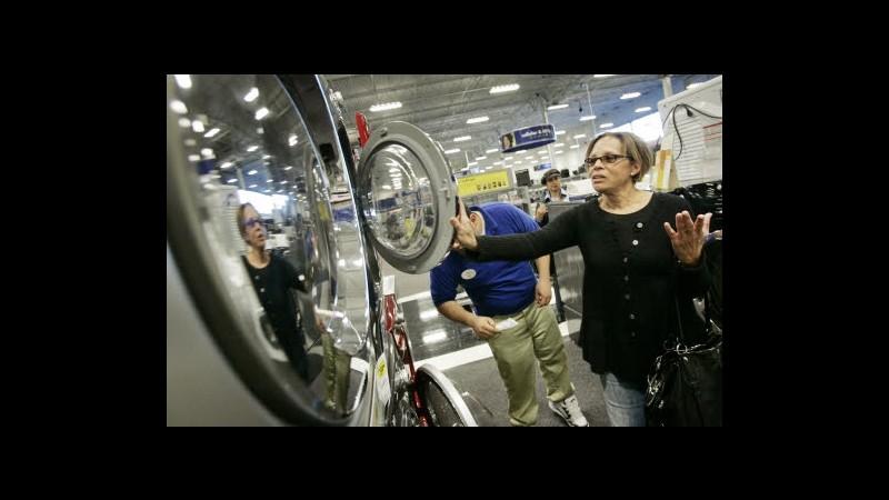 Usa, ordini beni durevoli -7,3% a luglio, peggio di attese