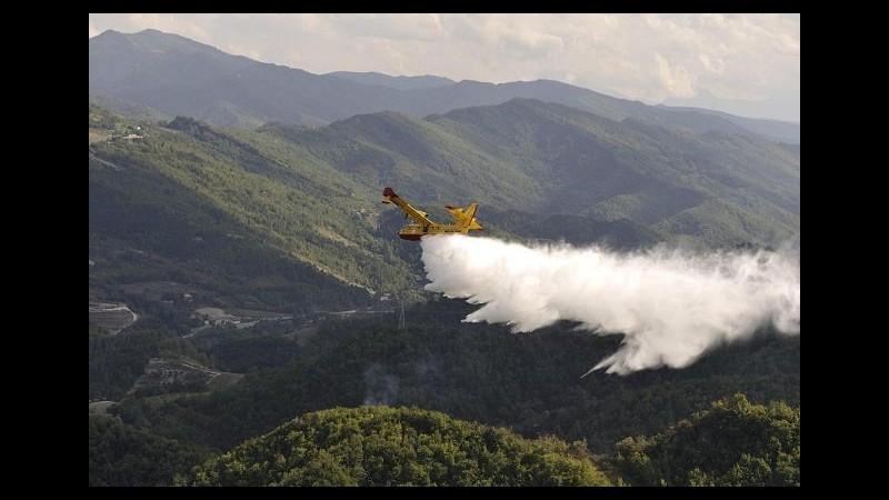 Incendi, Corpo forestale: 69 roghi ieri in tutta Italia