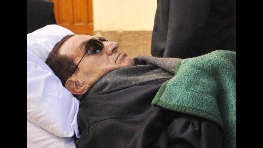 Egitto, disposto rilascio Mubarak. Presidente ordina domiciliari
