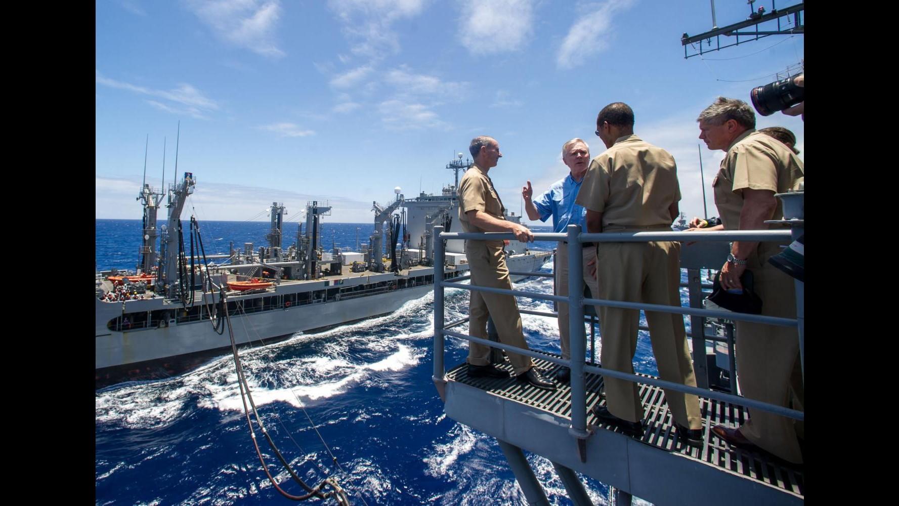 Usa, esplosione in base marina militare Usa: 8 feriti