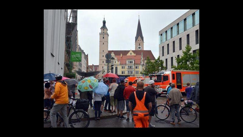 Germania, arrestato sequestratore e liberati ostaggi a Ingolstadt