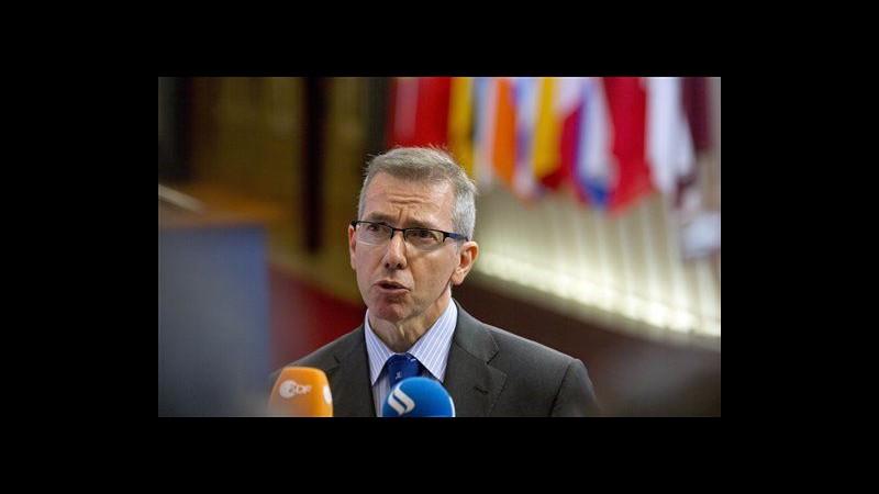 Egitto, mercoledì incontro ministri Esteri Ue: Varie opzioni sul tavolo