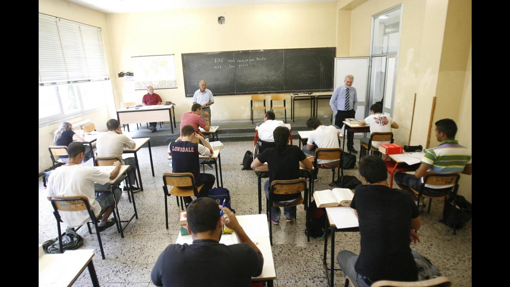 Scuola, Ocse: Migliora istruzione di base Italia, ma ancora indietro