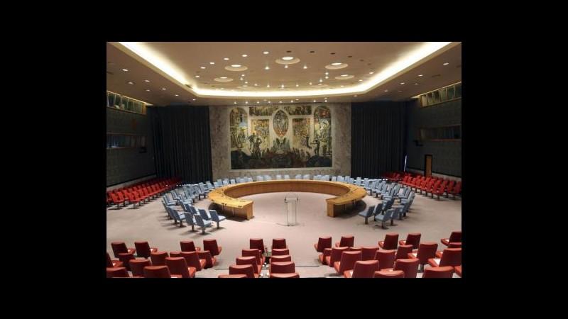 Ebola, risoluzione Onu: È minaccia a pace e sicurezza