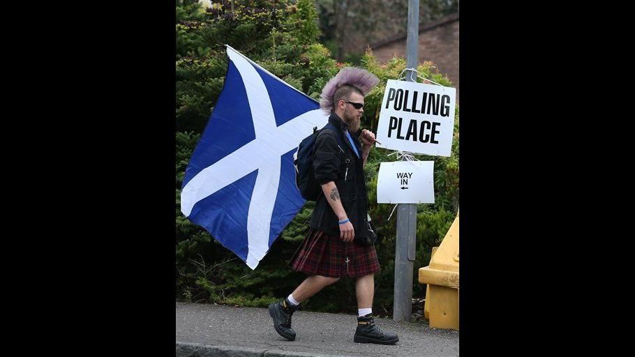 La Scozia ha deciso: No all'indipendenza dal Regno Unito