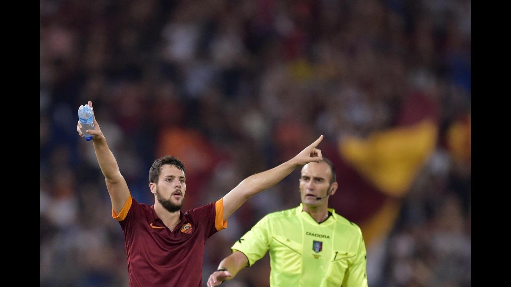Roma, Destro: Importante vincere, pensavo da tempo a un gol così