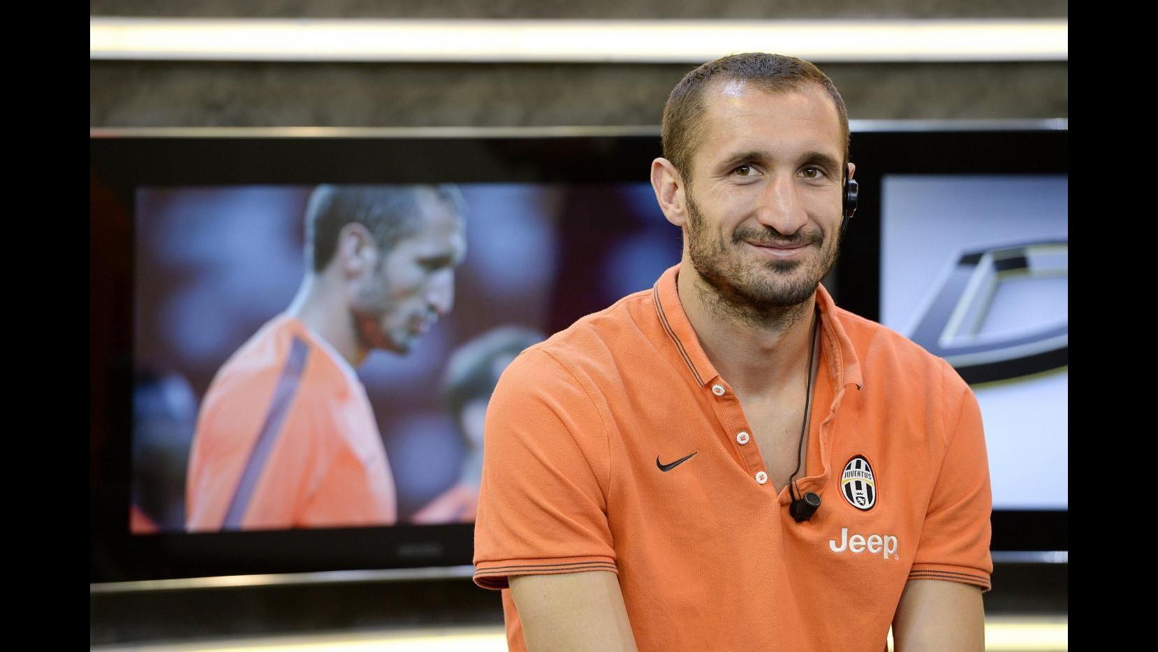 Juventus, Chiellini: Grande inizio di campionato, siamo più forti dopo estate movimentata