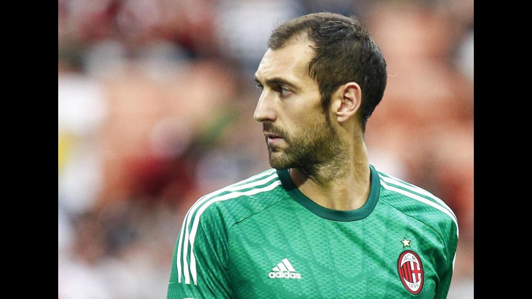 Diego Lopez, rientro vicino: Ho voglia di ritornare, qui per aiutare il Milan