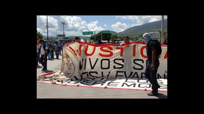 Messico, fossa comune a Iguala: temono famiglie dei 43 studenti scomparsi