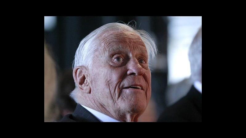Morto a 93 anni Ben BradleeDiresse Washington Post durante Watergate