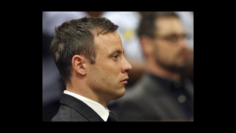 SCHEDA Pistorius, dalla morte di Reeva alla condanna al carcere