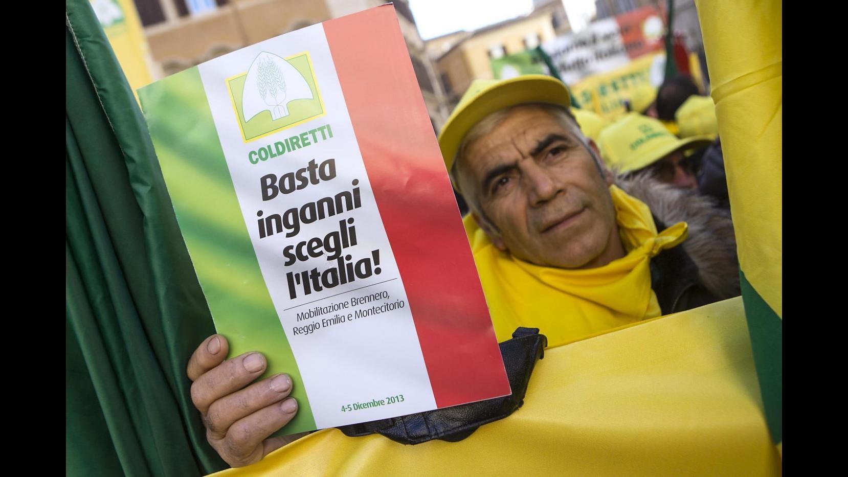Ucraina, Coldiretti: Con embargo Russia è boom di falso Made In Italy
