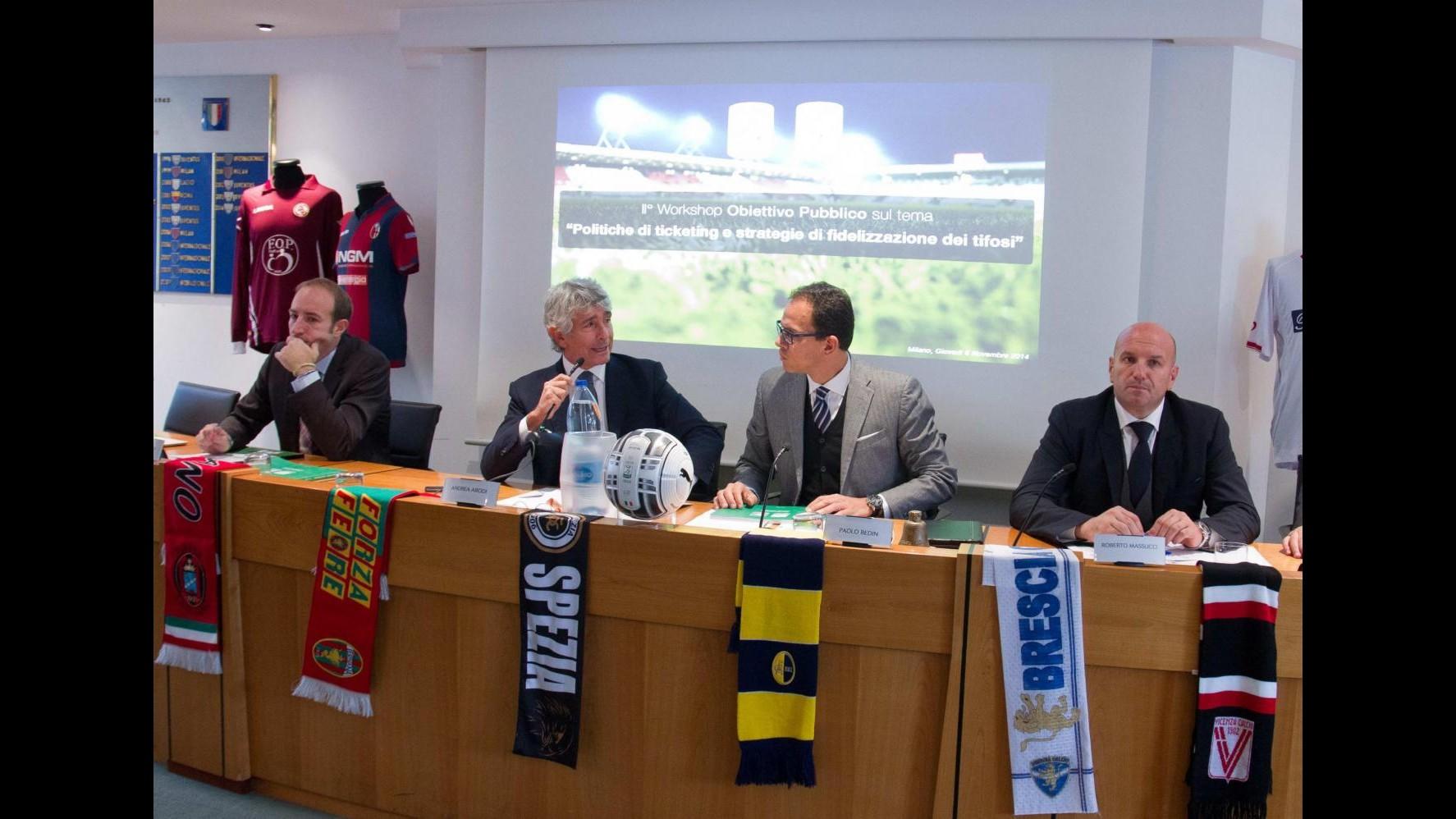 Serie B punta a nuovi tifosi. Abodi: 100mila presenze in più allo stadio traguardo possibile