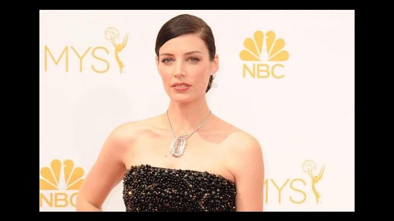 L'attrice Jessica Paré è incinta del suo primo figlio