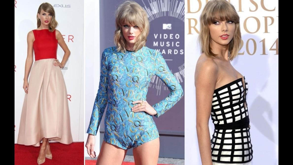 Taylor Swift donna dell'anno per Billboard, ma lo è anche per lo stile