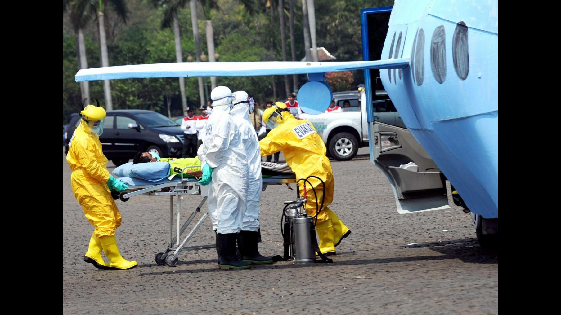 Ebola, da gennaio test di vaccino Usa in Liberia e Sierra Leone