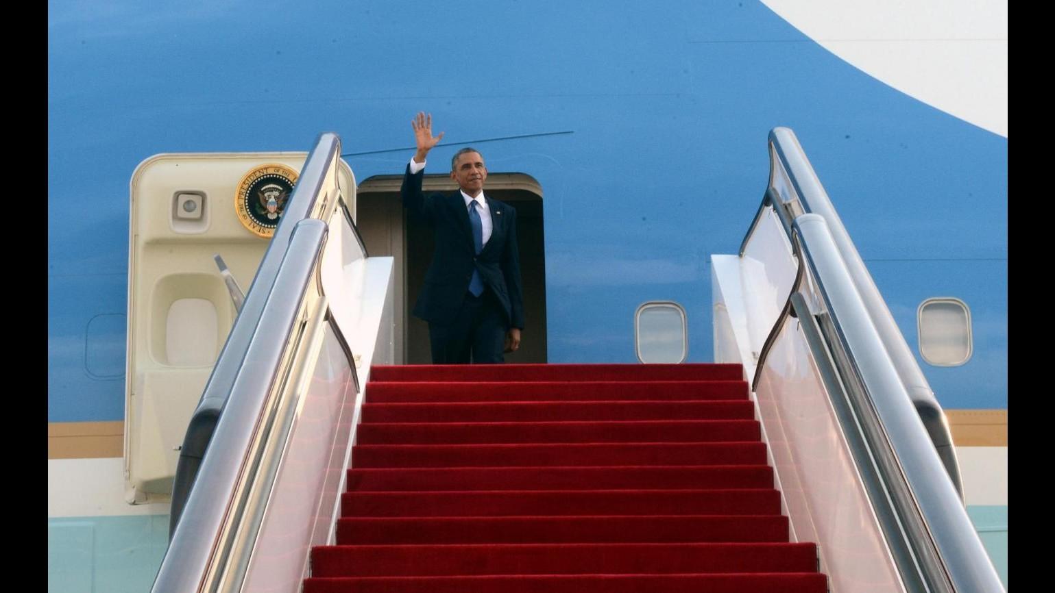 Apec, Obama incontra presidente indonesiano a Pechino
