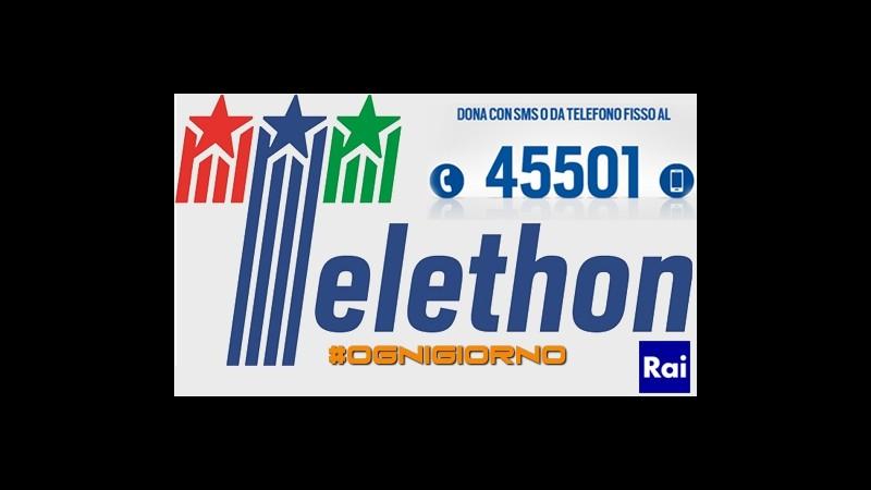 Rai1, 'Io esisto' venerdì il charity show per Telethon