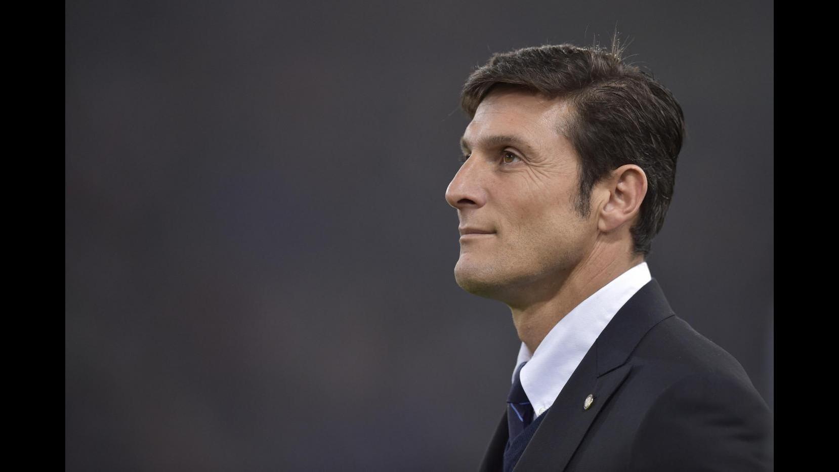 Calcio, Zanetti: Pallone d'Oro? Spero vinca Messi, è il migliore al mondo