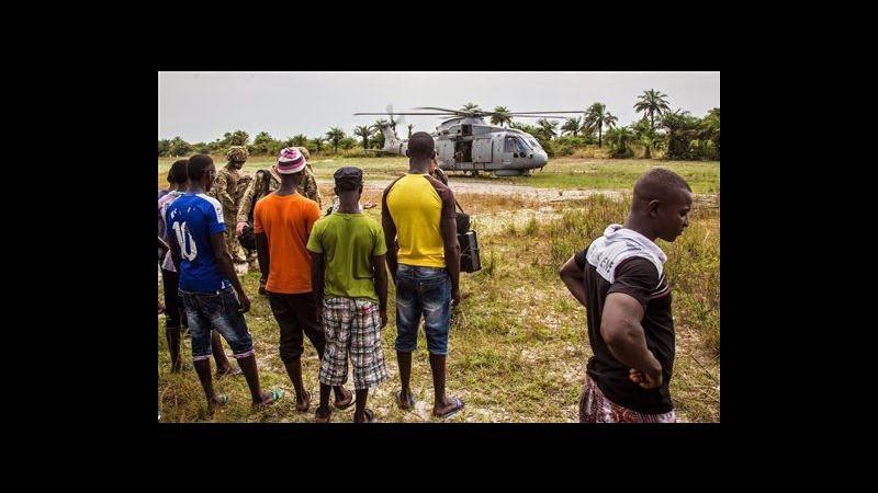Ebola, Onu: Preoccupati per diffusione virus in Sierra Leone e Guinea