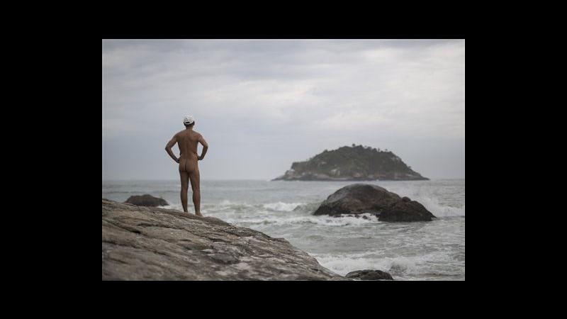 Brasile, dopo 20 anni di battaglie anche Rio ha una spiaggia nudisti
