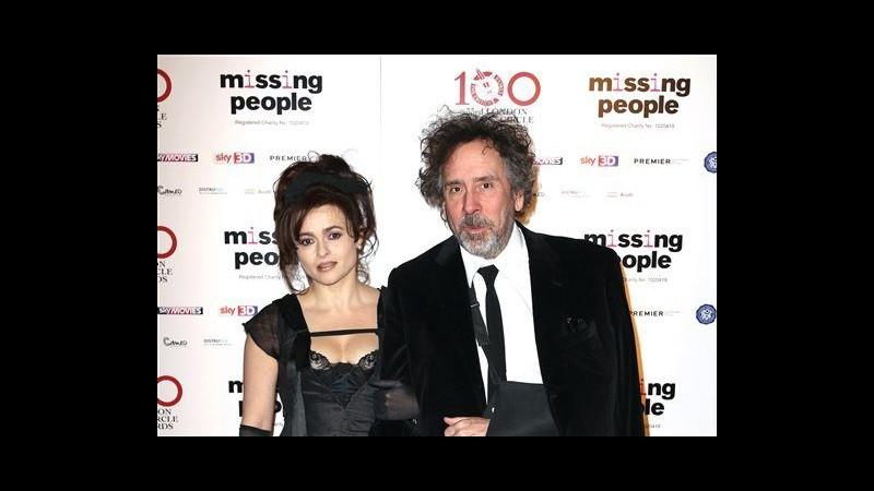 Cinema, Tim Burton e Helena Bonham Carter si separano dopo 13 anni