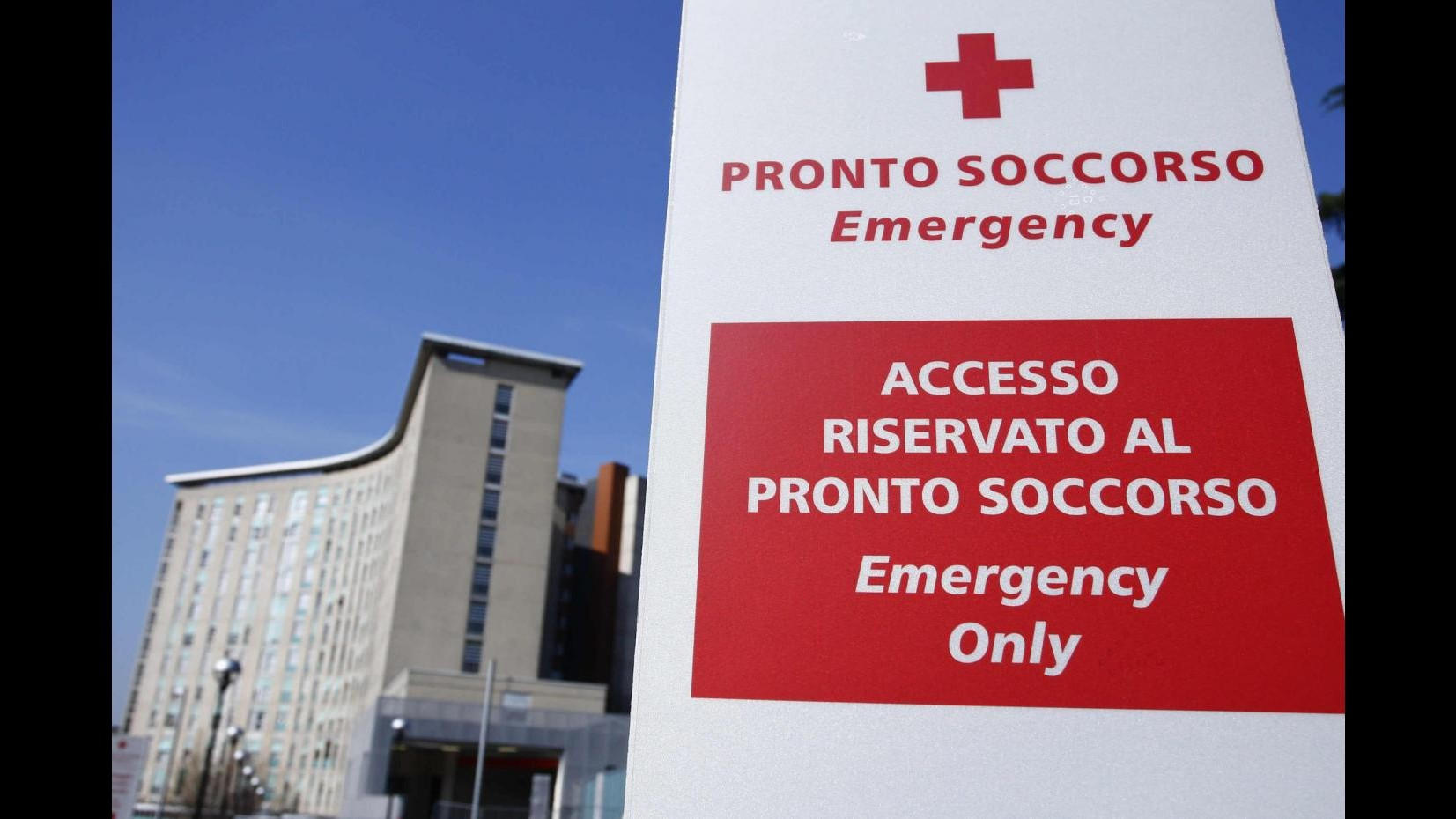Salute, Istat: 53.6% italiani ha difficoltà in accesso pronto soccorso