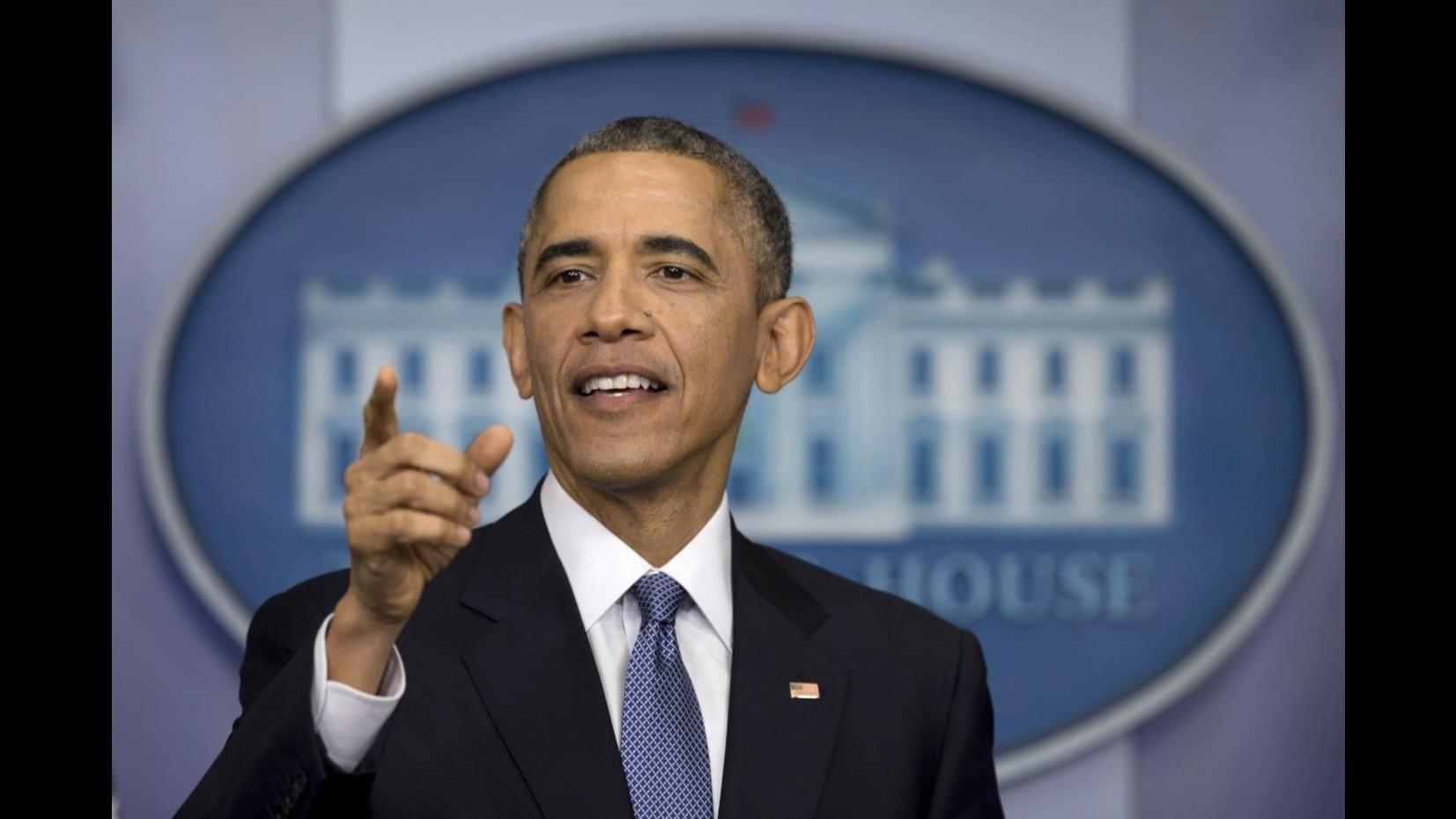 Sony Pictures, Obama: Un errore ritirare il film, Usa risponderanno a Nord Corea