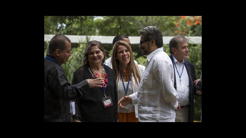 Colombia, Farc annunciano tregua unilaterale indeterminata