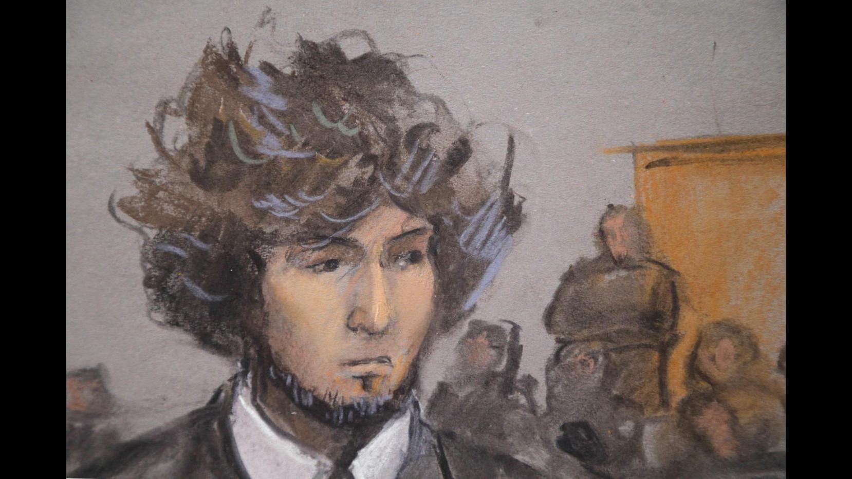 Maratona Boston, al via selezione della giuria di processo Tsarnaev