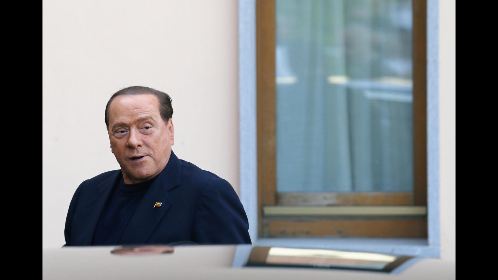 Calcio Milan, Berlusconi a Milanello: Possiamo tornare in Champions. Cerci in gruppo