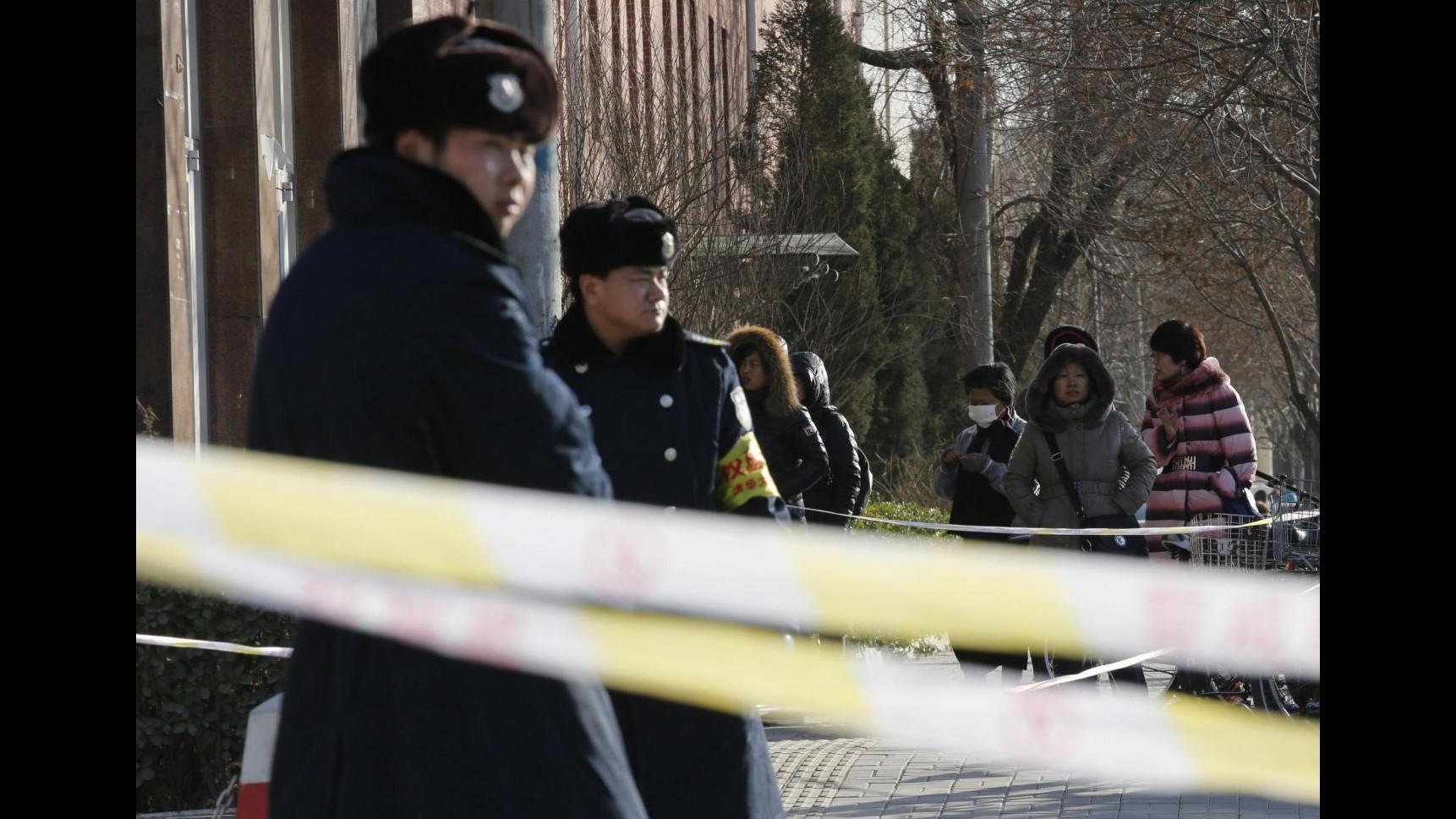 Cina, crolla tetto cantiere in Hunan: morti 5 operai, un disperso