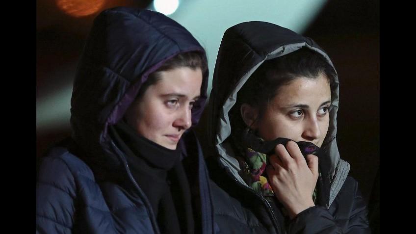 Siria, Vanessa e Greta rientrate a casa. Il padre di Vanessa: Non deve scusarsi per nulla