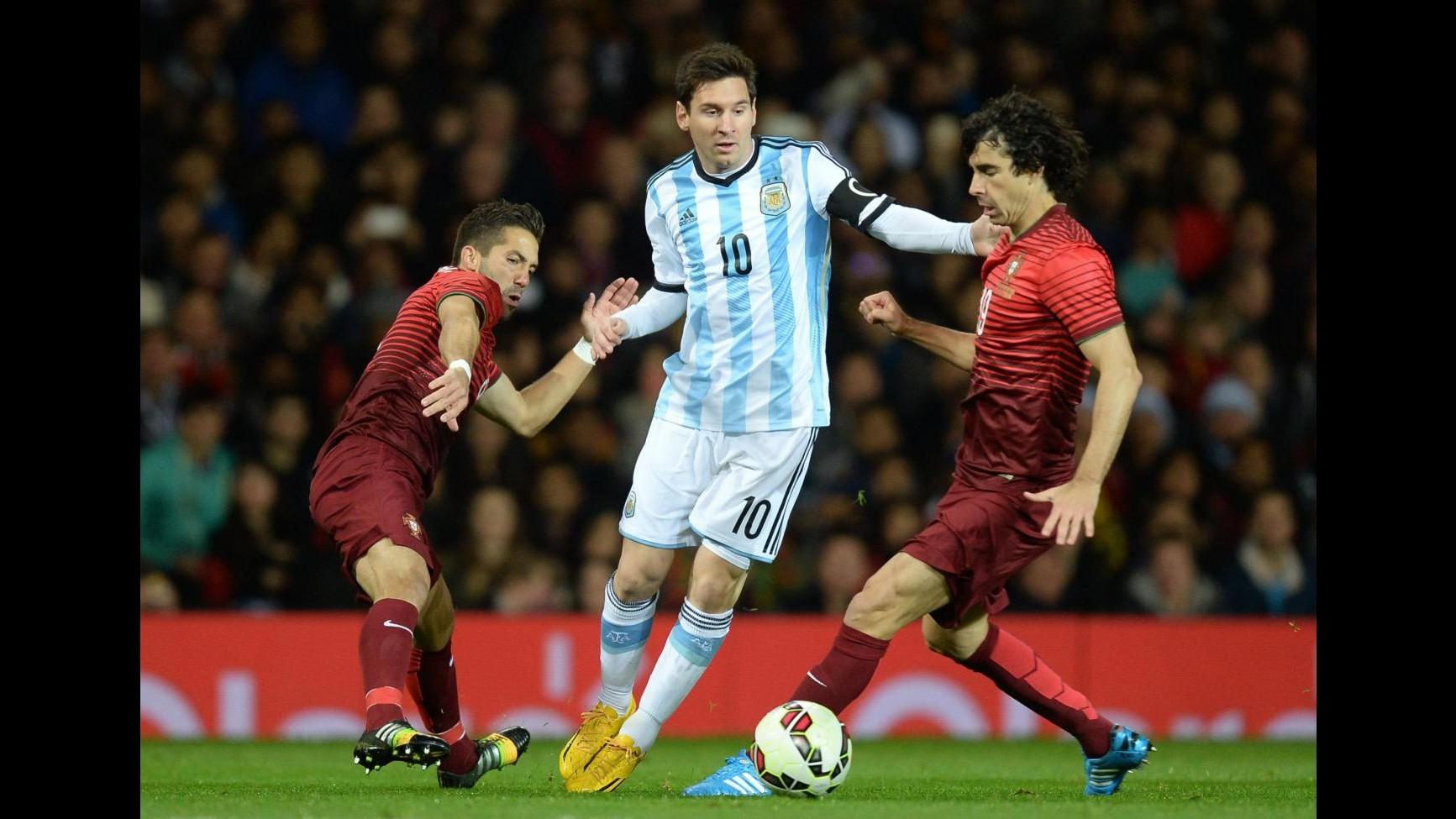Messi: Non voglio lasciare Argentina, nessun problema con Tevez