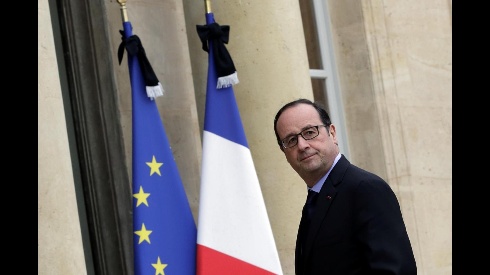 Charlie Hebdo, Hollande incontra comunità ebraica all'Eliseo