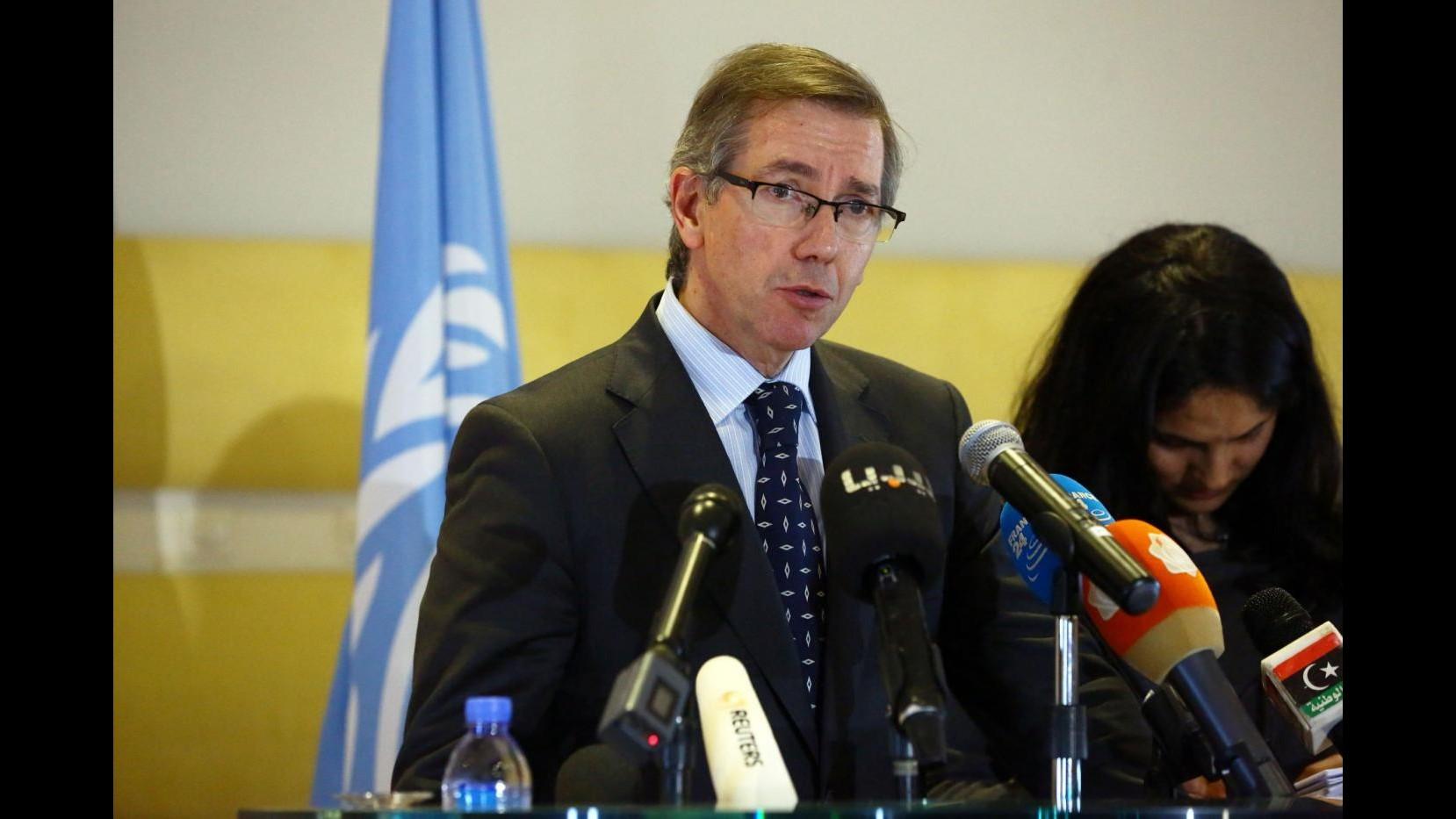 Libia, ok a colloqui tra fazioni: incontro settimana prossima a Ginevra