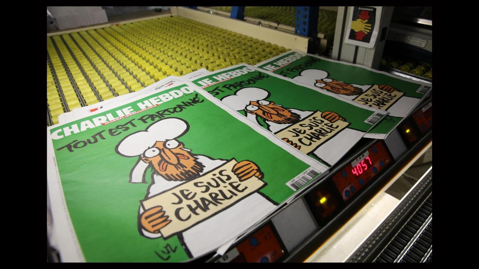 Charlie Hebdo, pubblica vignetta Maometto: arrestata giornalista indiana