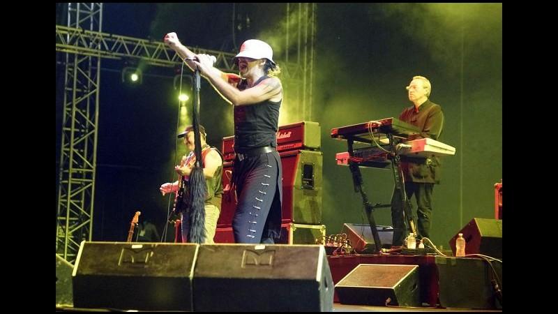 Musica, sold out per Litfiba per i concerti di 'Tetralogia' live