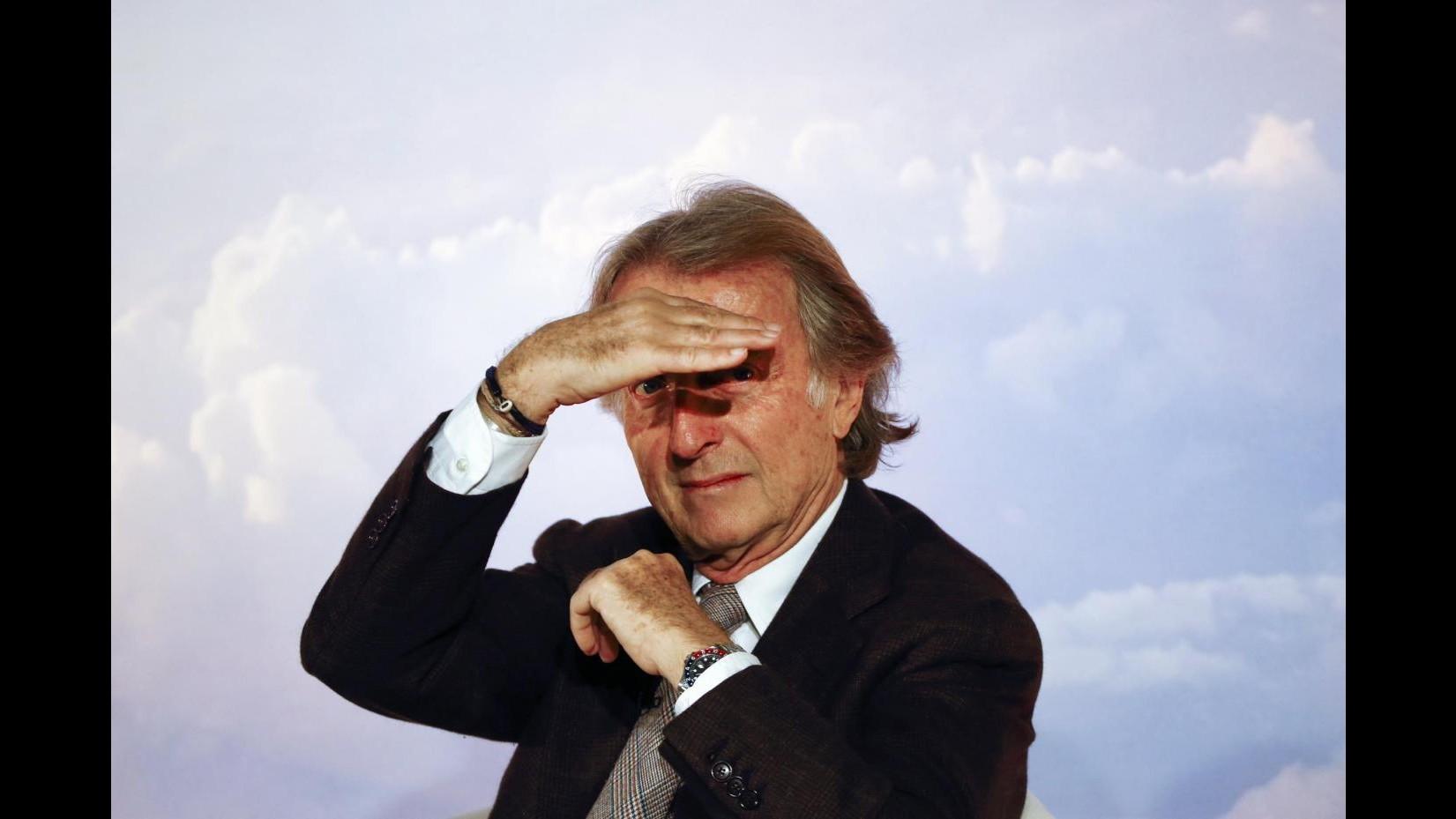 Montezemolo: Consigliere per made in Italy? Lo farei volentieri