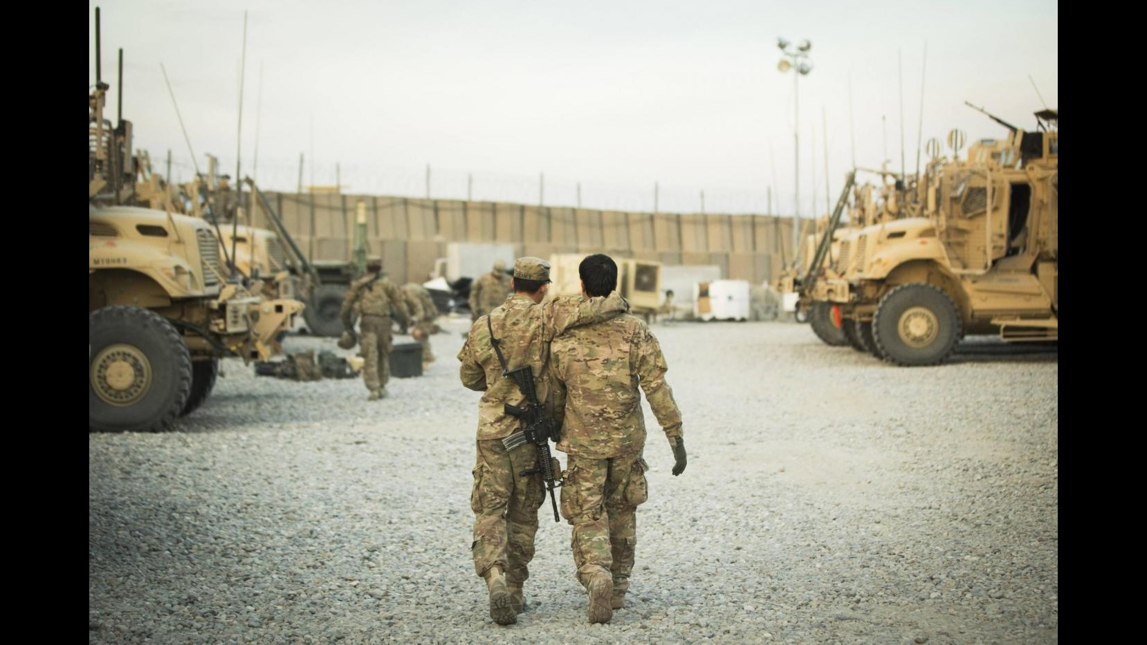 Afghanistan, Turchia aumenterà presenza truppe: da 700 a 1.100 soldati
