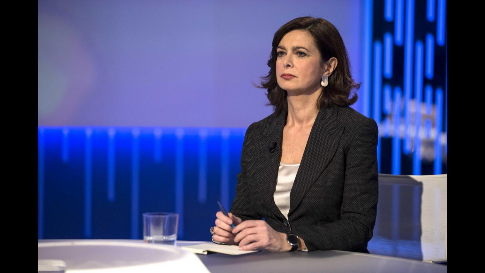 Foibe, Boldrini: Giorno del ricordo è monito contro le intolleranze